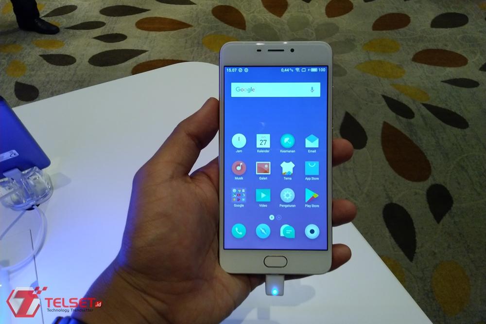 Hands-on Meizu M6