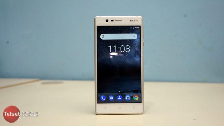 Hore! Nokia 3 Resmi dapat Android Oreo