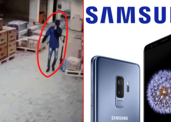 1.000 unit Galaxy S9