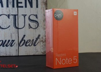 Unboxing Redmi Note 5