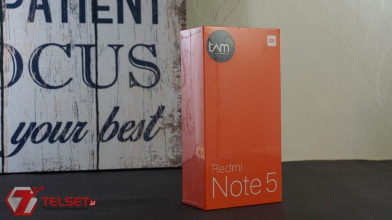 Unboxing Redmi Note 5, Seri Redmi Berteknologi AI