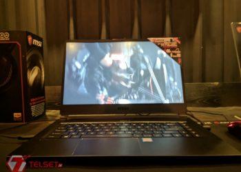 Laptop gaming paling tipis