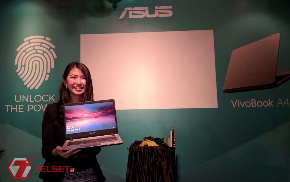Asus Vivobook A407