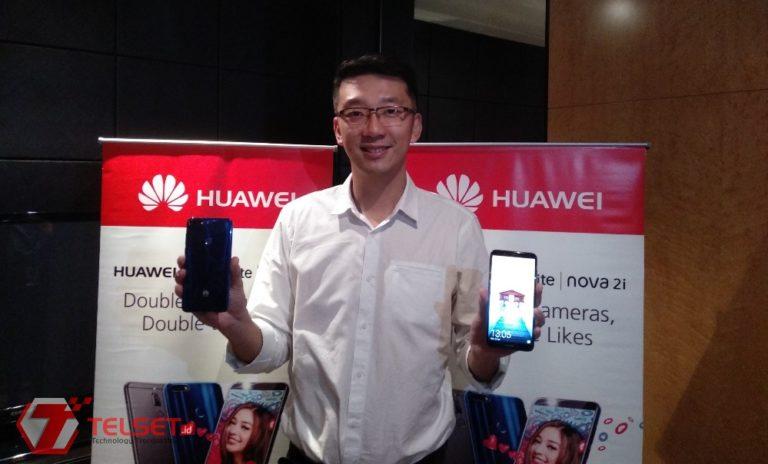 Huawei Anti Investasi di Marketing Seperti Merk Lain