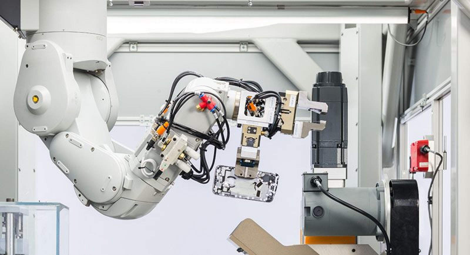 Robot daur ulang