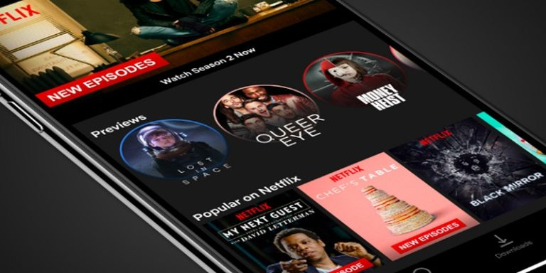 Netflix Kini Tampilkan Preview Video 30 Detik