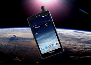 smartphone satelit Android