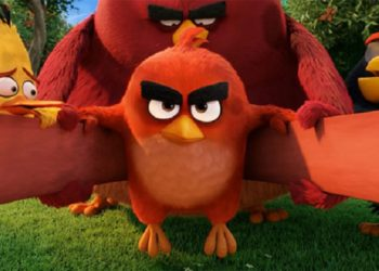 sekuel The Angry Birds Movie