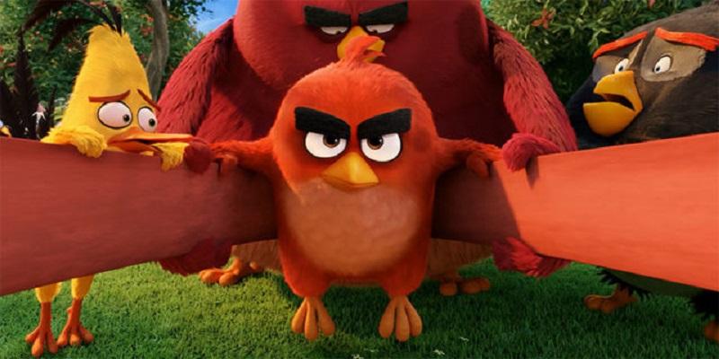sekuel The Angry Birds Movie