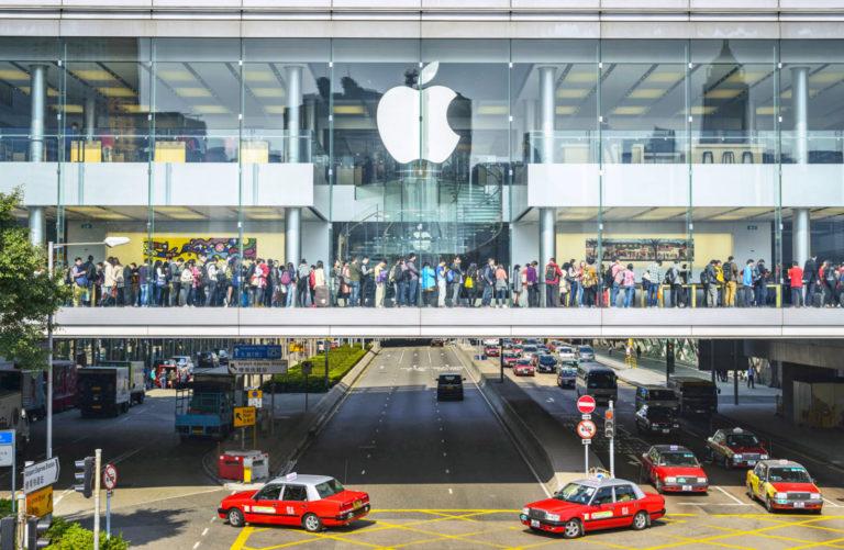 Keren! Fasilitas Apple Sudah 100% Gunakan Energi Terbarukan