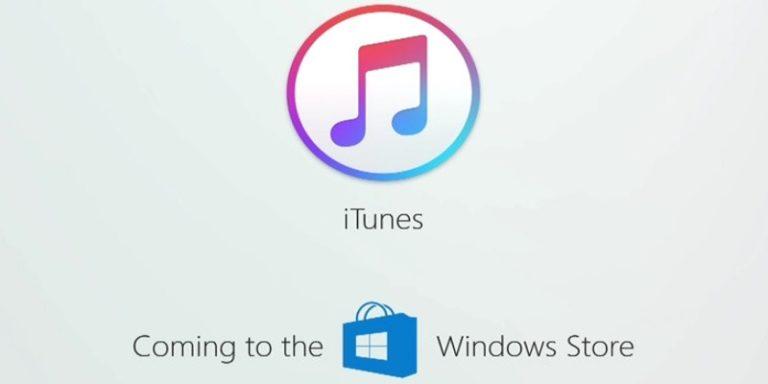 Asyik, Sekarang iTunes Hadir di Microsoft Store