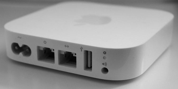 Apple Stop Produksi AirPort Wireless Router
