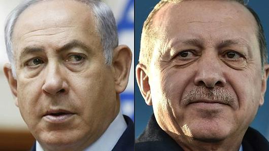 "Panasnya ""Twitwar"" Erdogan vs Netanyahu di Twitter"