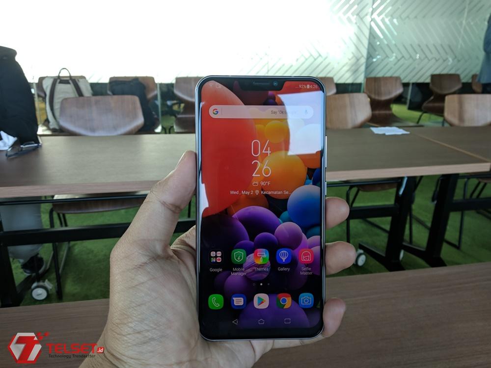 Hands-on Asus Zenfone 5
