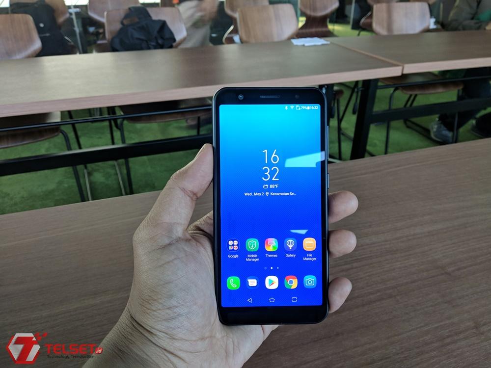 Hands-on Asus Zenfone Live L1