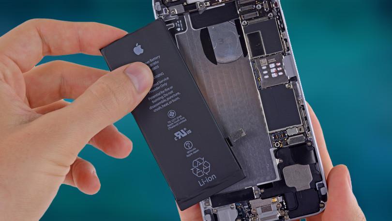 Service Baterai iPhone