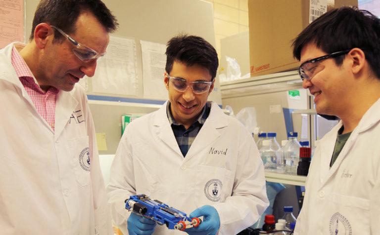 Keren! Universitas di Kanada Ciptakan Bioprinter Portabel Penyembuh Luka