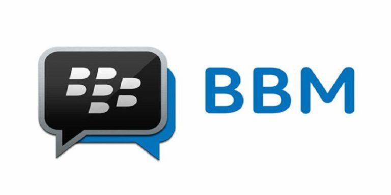 Ngobrol di BlackBerry Messenger Kini Bisa via Desktop