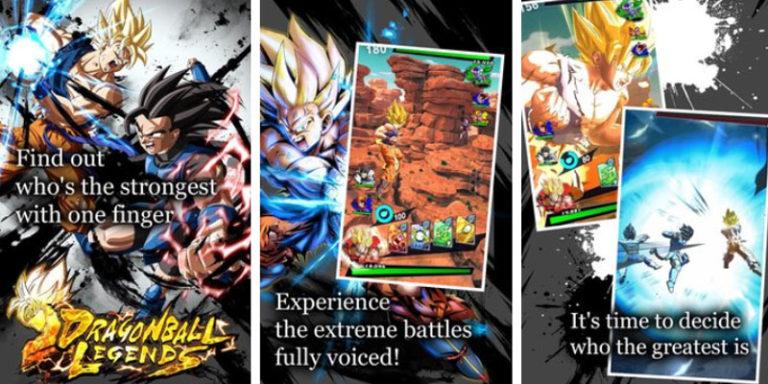 Game Dragon Ball Legends Sambangi Amerika