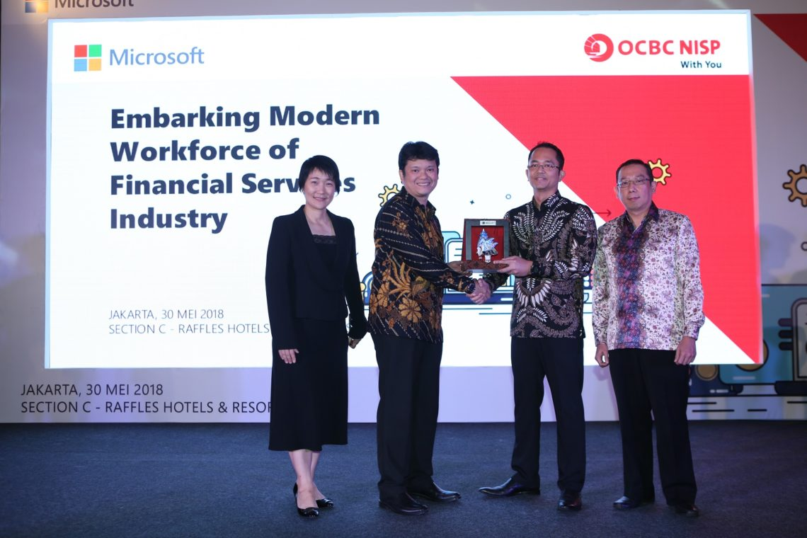 Transformasi Digital Bank OCBC NISP