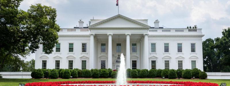 Sssttt! Ada Pesan Rahasia di Situs Baru Gedung Putih