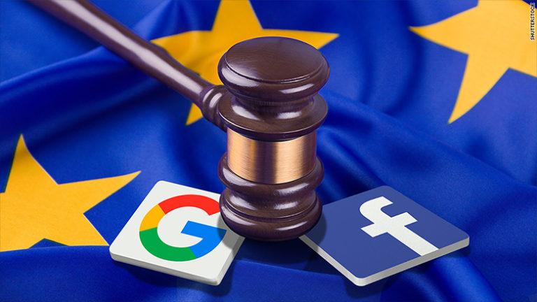 Facebook dan Google Dituntut Rp 124,2 Triliun, Kenapa?