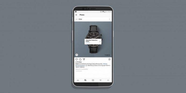 Instagram Siapkan Fitur Pembayaran untuk Belanja Barang