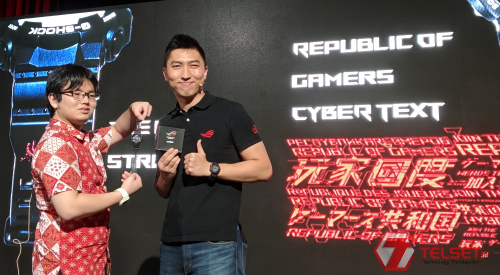 Casio G-Shock ROG Edition