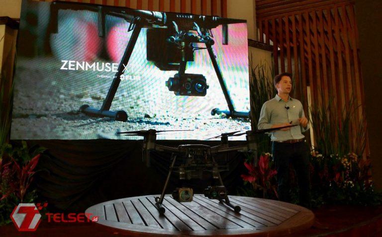 DJI Zenmuse XT2, Kamera Drone Thermal Khusus Enterprise