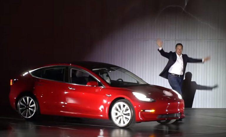 Setelah Dipermak, Tesla Model 3 Diklaim Setara BMW dan Mercy