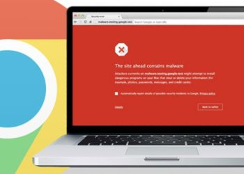Windows Defender di Google Chrome