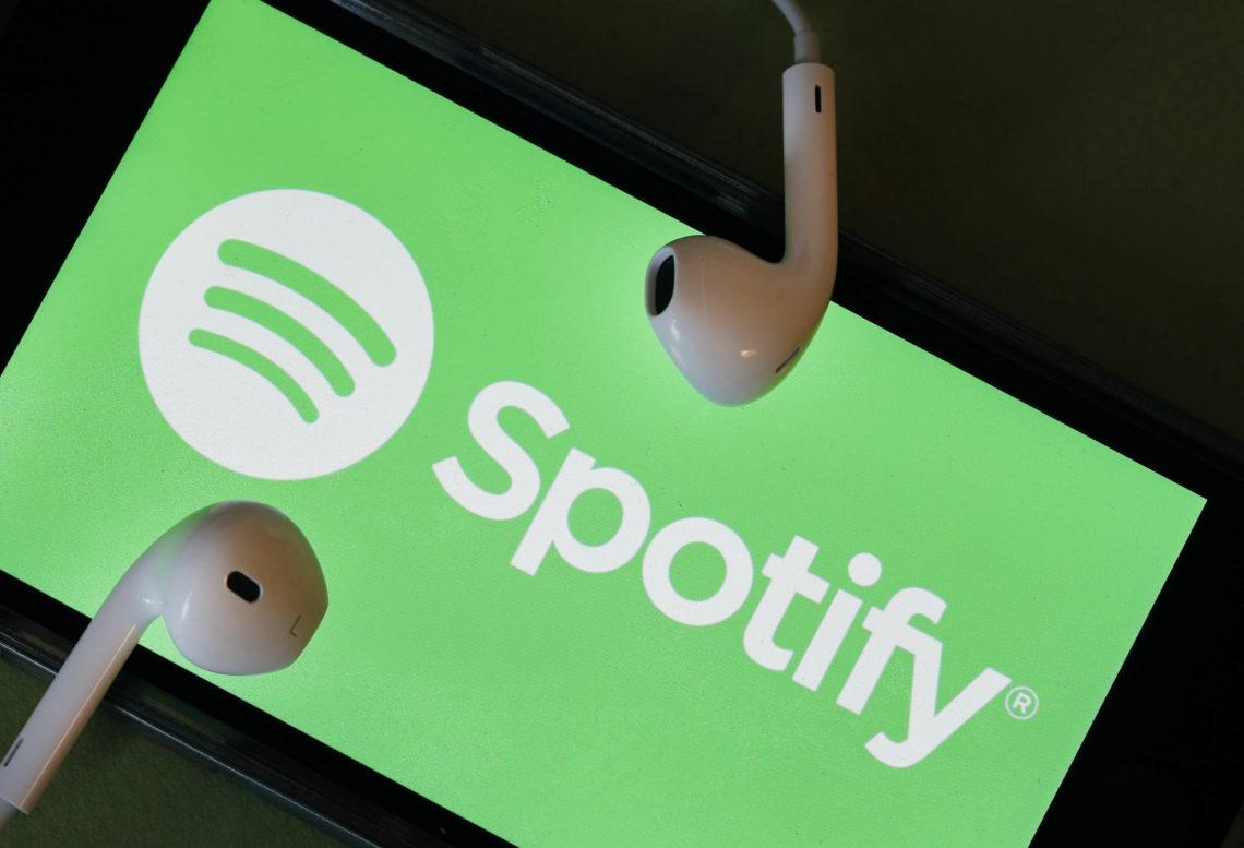Pemutar Musik Spotify