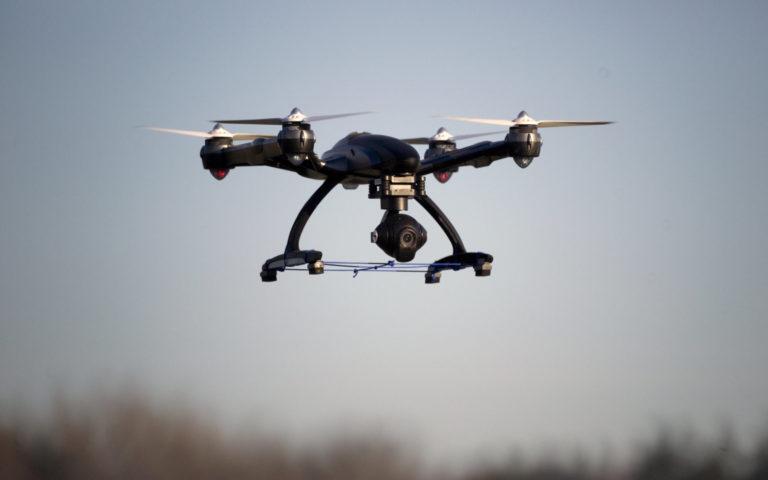 Kolombia Pakai Drone untuk Hancurkan Ladang Kokain