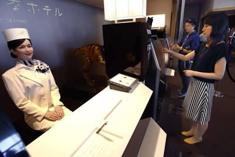 Yuk Intip 7 Hotel Tercanggih, Ada yang Pakai Pelayan Robot