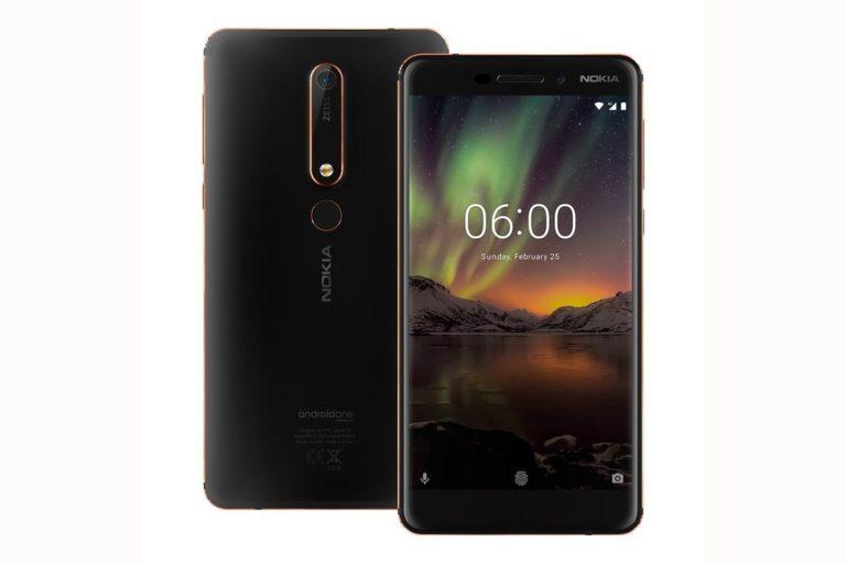 Nokia 6.1 Meluncur di Amerika, Harga Rp3,7 Jutaan