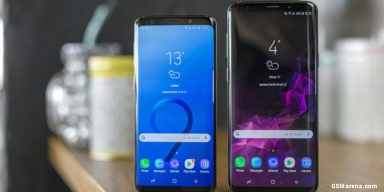 Duo Galaxy S9 Kapasitas 128GB dan 256GB Dijual di Amerika