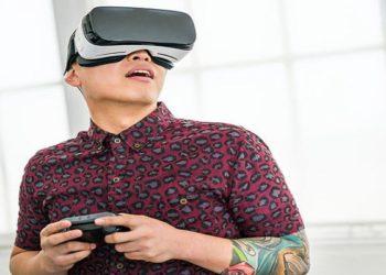 Headset AR/VR