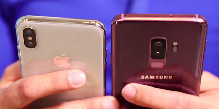 Galaxy S9 dan iPhone X di Negara Ini Kurang Laku