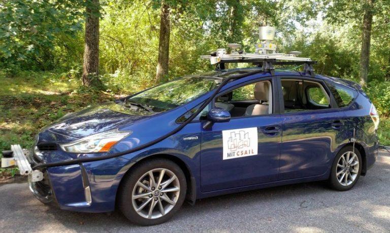 Keren! MIT Bikin Sistem Mobil Otonom Anti Nyasar