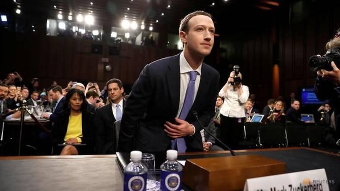 Parlemen Inggris akan Panggil Mark Zuckerberg