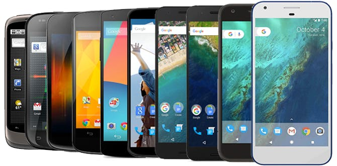 Daftar 5 Ponsel Android Layak Dibeli Tahun Ini
