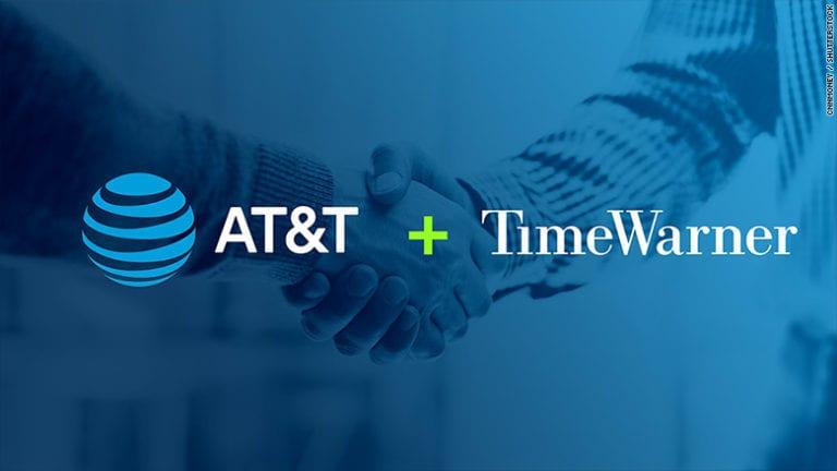 AT&T Kantongi Restu Caplok Time Warner