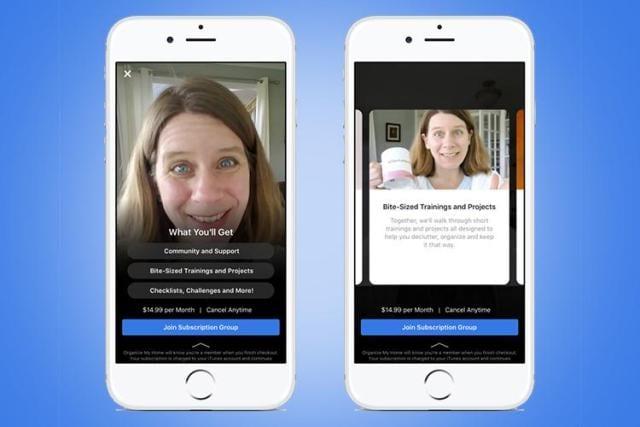Siap-siap! Anggota Grup Facebook Bayar Biaya Bulanan