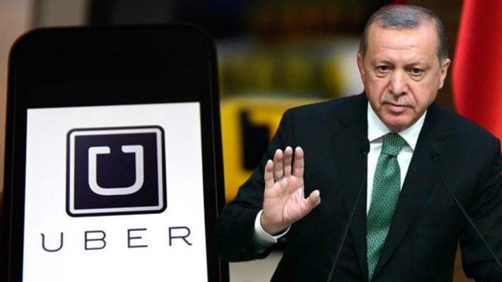 Erdogan: Masa Depan Uber Telah Berakhir