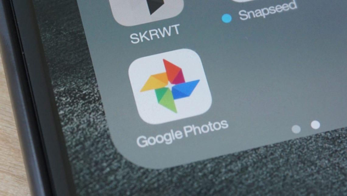 Upload foto gratis Google Photos
