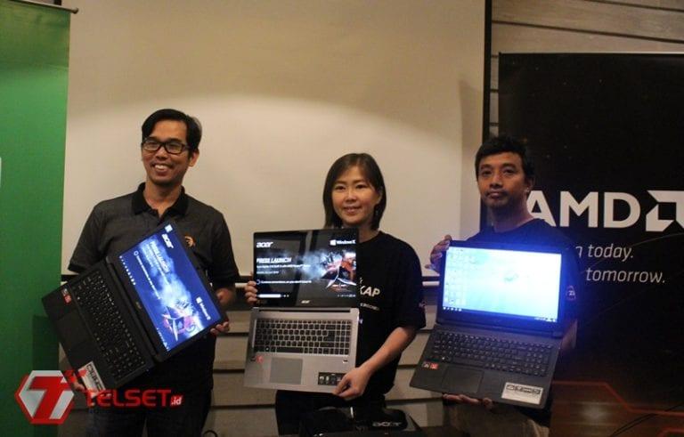 """Laptop Acer Ini Cocok untuk Gamers """"Pas-pasan"""""""