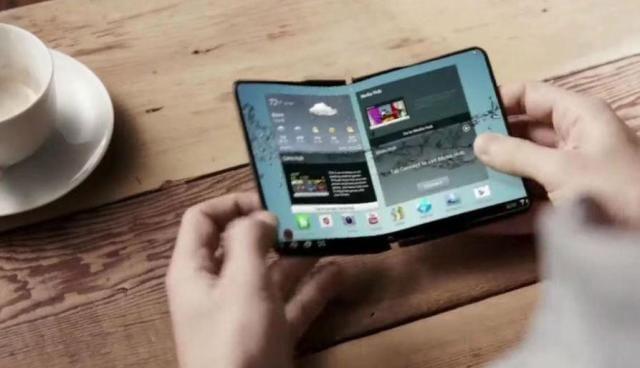 Samsung Luncurkan Smartphone Lipat Awal 2019?