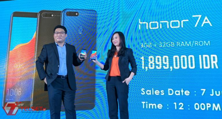 Honor 7A Diluncurkan, Smartphone Dual-camera Termurah?