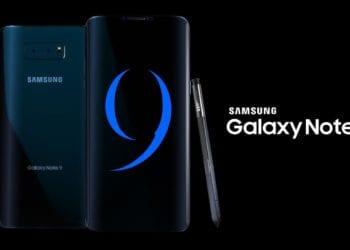 Galaxy Note 9 laku