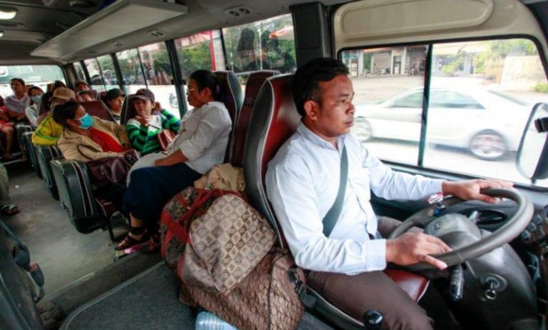 Yuk, Rasakan Sensasi jadi Supir Bus Saat Mudik